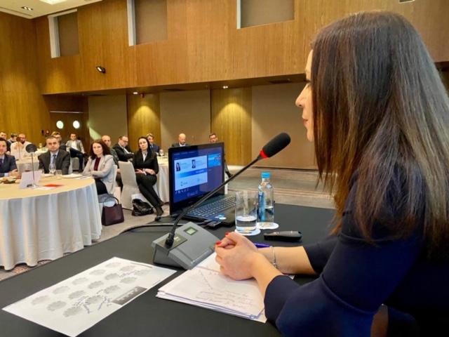 Конкорд Асет Мениджмънт взе участие в международната конференция ETF: Level Up for Macedonian Market